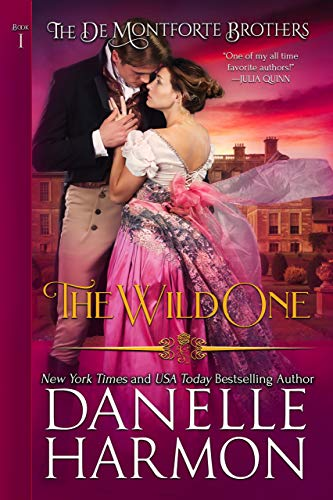 The Wild One (The De Montforte Brothers Book 1) (English Edition)
