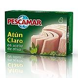 Pescamar Atun Claro En Aceite De Oliva En Lata 220 G 220 g