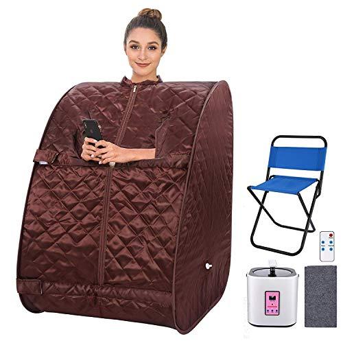 Portable Personal Sauna 2L Home ...