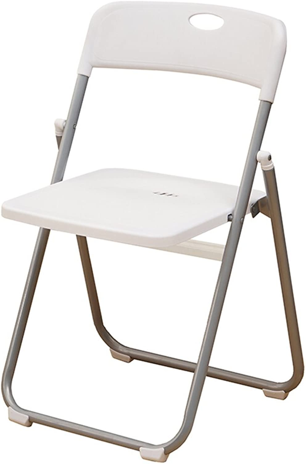 Chair   folding chair   office chair   dining chair   computer chair home   backrest chair ( color   White )