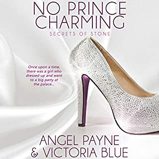 No Prince Charming audiobook cover art