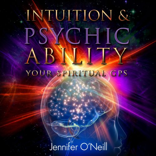 Intuition & Psychic Ability cover art