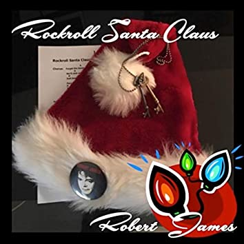 Rockroll Santa Claus