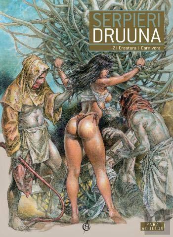 Druuna - Creatura - Carnivora N.º 2