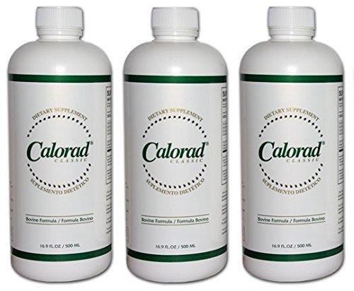 Calorad PM Collagen Weight Loss (16.9oz Marine) - 3 Pack by Unknown