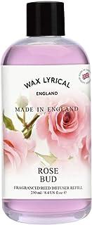 WAX LYRICAL Made in England リードディフューザー リフィル 250ml ローズバッド CNLE1204