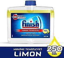 Finish Bulaşık Makinesi Temizleyici Sıvı 250 ml Limonlu