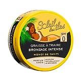 Soleil des Iles Graisse à traire bronzage intense parfum coco - Le pot de 150ml