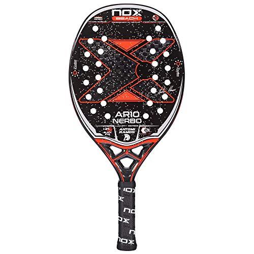 Raquette Beach Tennis NOX AR10 Luxury Noir