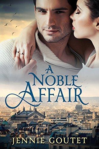 A Noble Affair by [Jennie Goutet]