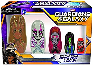guardians of the galaxy russian dolls