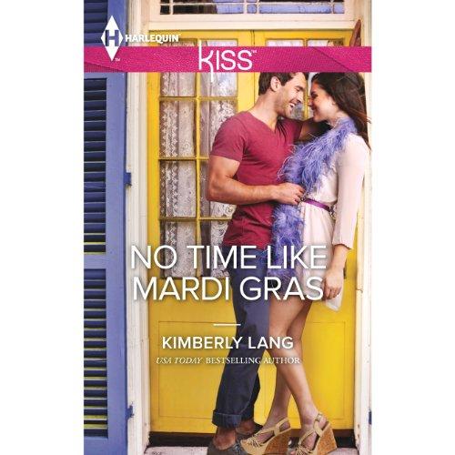 No Time Like Mardi Gras audiobook cover art