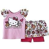 Hello Kitty - Ensemble - Bébé (fille) 0 à 24 mois rose 56-62