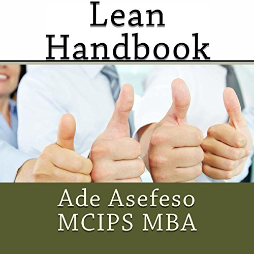 Lean Handbook cover art