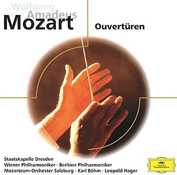 W.A. Mozart: Ouvertüren