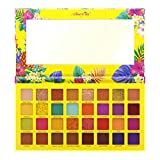 Amor Us HAVANA BLAST Pressed Pigment Palette Eyeshadow Palette con 32 Pigmentos BRIGHTS