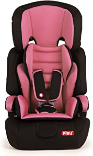 comprar comparacion Piku NI20.6072, Silla de coche grupo 1/2/3, rosa claro