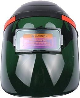 STEAM PANDA Máscara De Soldadura Totalmente Oscurecedor Automático Tapa Tapa De Soldadura con Máscara De PC
