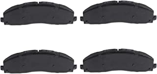 ACDelco 17D1680MH Professional Front Disc Brake Pad Set