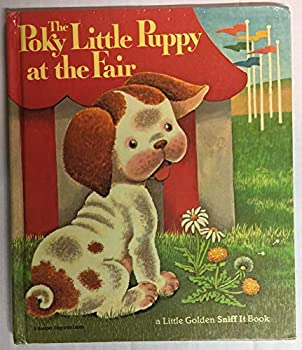 Paperback Poky Puppy (Little Golden Sniff It Book) Book