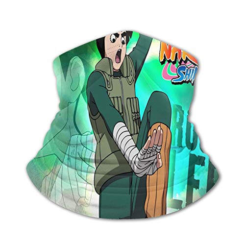 NAR-Uto R-Ock Lee Variety Face Towel Mask Mouth Cover Neck Gaiter Headwear Balaclavas Scarf Outdoor Black
