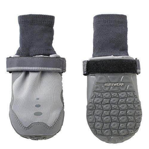 犬用靴 Summit Trex (サミットトレックス) S グレー 2個入り
