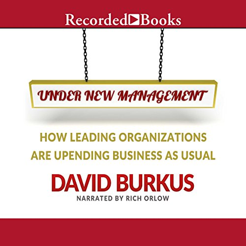 Under New Management audiobook cover art