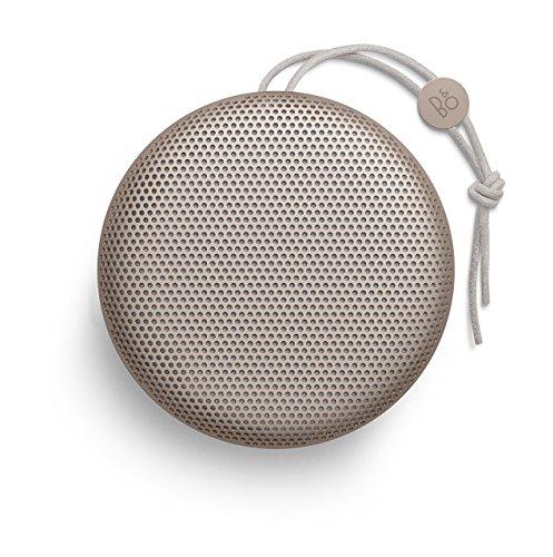 Bang und Olufsen Beoplay A1 Bluetooth-Lautsprecher (wetterfest) sandstone