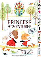 Princess Adventures: This Way or That Way? (tabbed find your way picture book)