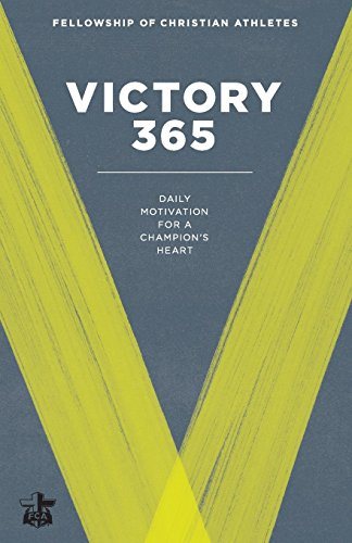 Victory 365: Daily Motivation for a Champion's Heart