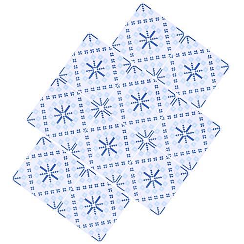 Decoración casera caliente desprendible de la teja de cerámica del papel