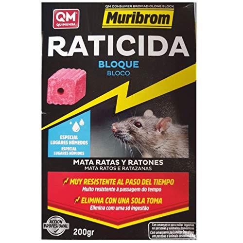 Quimunsa - Raticida en...