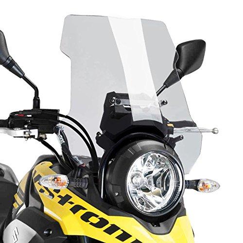 Tourenscheibe für Suzuki V-Strom 250 17-19 klar Puig 9606w