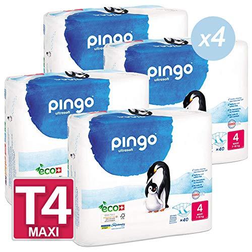 PINGO Windeln Größe 4 7 / 18kg (160 Lagen)