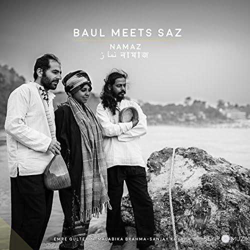 Baul Meets Saz feat. Emre Gültekin, Malabika Brahma & Sanjay Khyapa