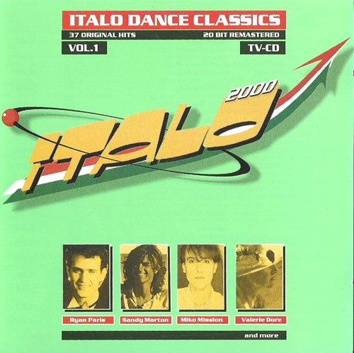 Italo 2000: Italo Dance Classics, Vol. 1