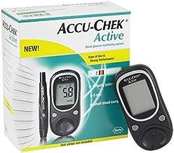 جهاز أكيوتشيك أكتيف لفحص نسبة السكر في الدم