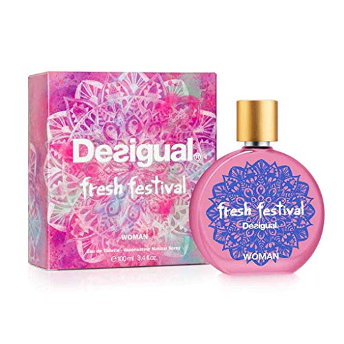 Desigual Parfum 07-1504000 Fresh Festival Eau de Toilette 100 ml