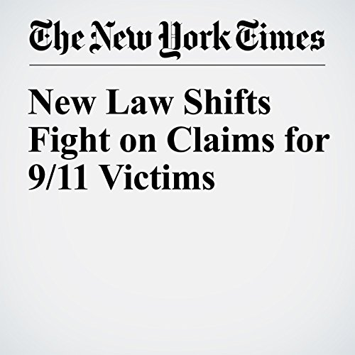 New Law Shifts Fight on Claims for 9/11 Victims audiobook cover art