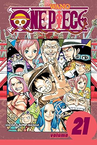 One-Piece-manga-Full-Collection: Manga volume 21 (English Edition)