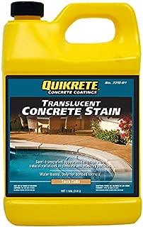 Quikrete Translucent Concrete Stain Terra Cotta gal - 2pack
