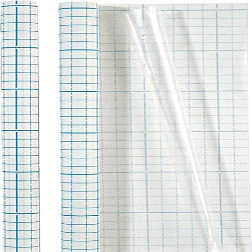 Brunnen 1040063 Buch-, Heftumschlag Bucheinbandfolie (selbstklebend, 300 x 45 cm) transparent