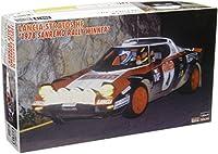 ハセガワ 1/24 ランチア ストラトス HF 1978 サンレモラリーウイナー プラモデル 20218