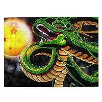 ドラゴンボール (58) マイクロピース 500ピース ジグソーパズル 書架-木製パズル 絵画 大人 向け(6歳以上が適しています)(52.2x38.5cm)