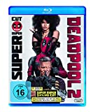 Die Blu-ray zu Deadpool 2 bei Amazon