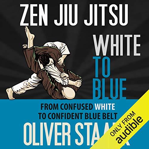 Zen Jiu Jitsu audiobook cover art