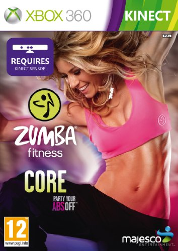 NEW & SEALED! Zumba Fitness Core Kinect Microsoft XBox 360 Game UK PAL
