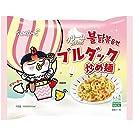 SAMYANG 三養 クリーム カルボ ブルダック炒め麺 140gx10個