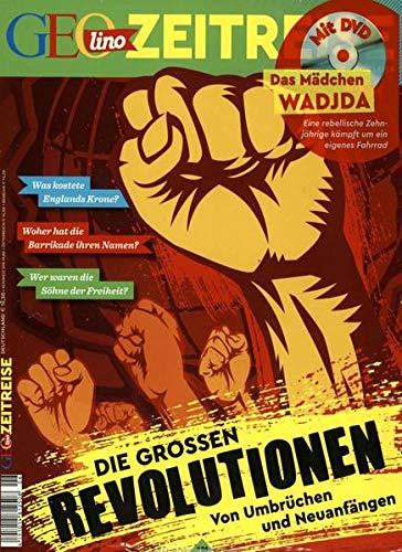 GEOlino Zeitreise mit DVD 06/2018 - Die großen Revolutionen: DVD: Das Mädchen Wadjda