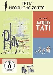 Cover Playtime – Tatis herrliche Zeiten